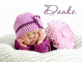 Spruch Für Die Danksagung Zur Geburt Sprüche Für Die Danksagung