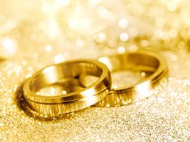 Spruch Zur Goldenen Hochzeit Sprüche Zur Goldhochzeit