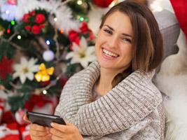 sch ne sms spr che zu weihnachten weihnachts sms. Black Bedroom Furniture Sets. Home Design Ideas