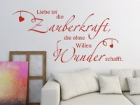 spr che rund ums zuhause als wandtattoo sch ner wandtattoo spruch f rs zuhause. Black Bedroom Furniture Sets. Home Design Ideas