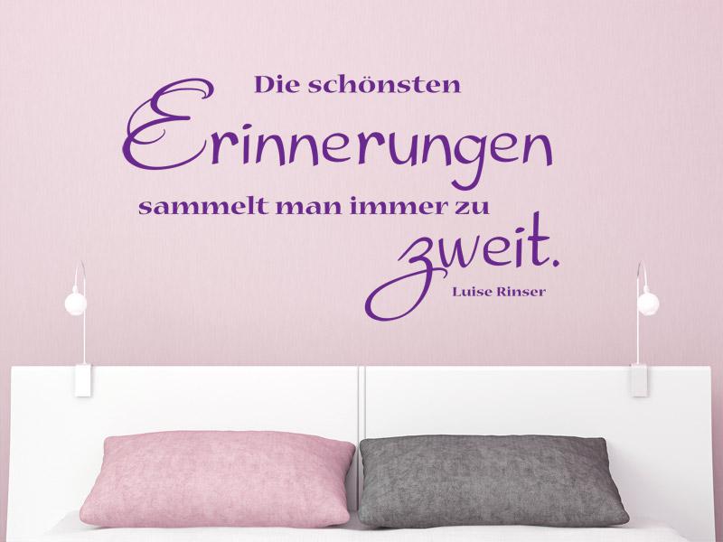 Traumhafte Wandtattoo Sprüche Fürs Schlafzimmer Spruch