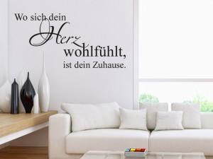 einzug spr che mit sch nen spr chen zum einzug punkten. Black Bedroom Furniture Sets. Home Design Ideas