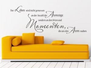 spr che ber das leben mit dem spruch zum leben und. Black Bedroom Furniture Sets. Home Design Ideas