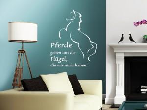 f r tierfreunde sch ne tierspr che und tierzitate als wandtattoo. Black Bedroom Furniture Sets. Home Design Ideas