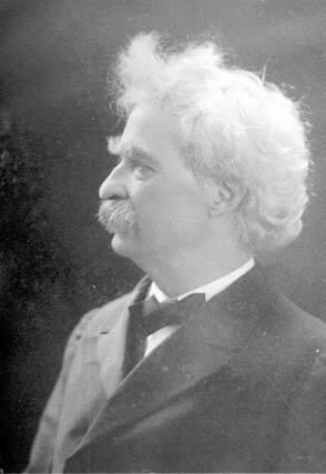Bild Mark Twain